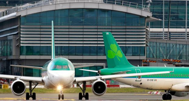 Strike cancels flights between Dublin and France