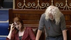 Mick Wallace breaks down during Dail debate on migrants