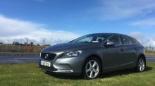 Road Test: Detuned Volvo V40 packs powerful punch
