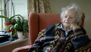 106-year-old Dorothea Findlater recalls the 1916 Rising