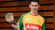 Kilkenny hurler TJ Reid at the launch of Cúl Heroes. Photo: Sportsfile