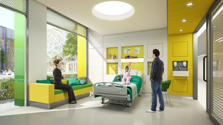 largest pediatric rehabilitation hospital - HD1276×850