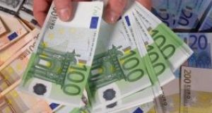 On a year-on-year basis, euro zone GDP rose 1.6 per cent in the first quarter