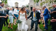 Our Wedding Story: A proposal in Vienna and a wedding in Carlow