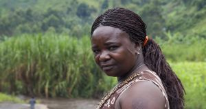 Mama Masika, who helped other women as a result of being raped herself. Photograph: Dearbhla Glynn