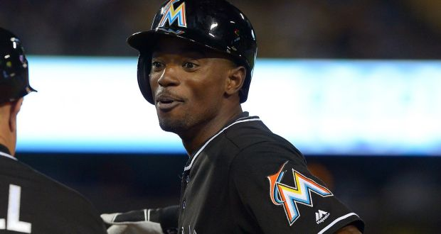 sale retailer 56487 d5127 Baseball batting champion Dee Gordon gets 80-day ban for ...