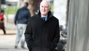 Former chief executive of Irish Life & Permanent, Denis Casey  Pic: Collins Courts.