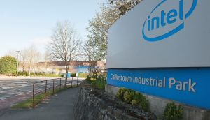 Intel in Leixlip: the company recently invested $5 billion (€4.4 billion) in upgrading the plant. Photograph: Dave Meehan/The Irish Times