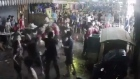 CCTV footage shows moment UK family attacked in Thailand