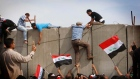 Iraq declares a state of emergency as protesters invade parliament