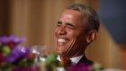 President Obama pokes fun at Prince George and