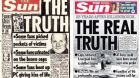 "The Sun's version of ""truth"" sowed deep resentment and distrust in readers and consumers of the trashier sectors of the media industry."