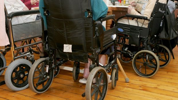 Staff in residential care centres are 'threatening' and 'frightening' disabled people into not speaking out during inspections of their facilities, according to new evidence. File photograph: David Sleator
