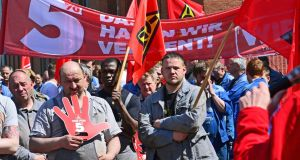 'Taking on' on striking workers not the way to go
