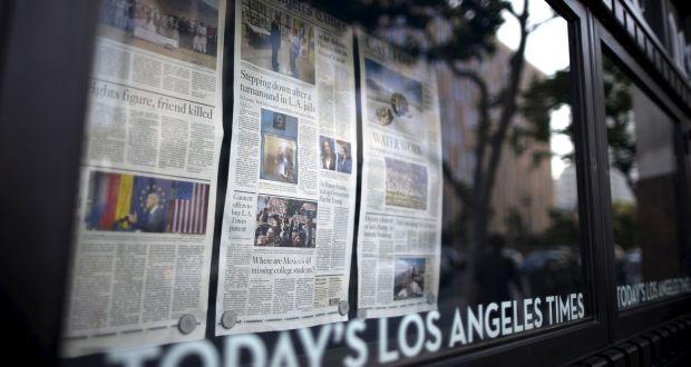 Gannett seeks Tribune shareholder support for takeover bid