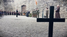 Centenary of the executions of Rising rebels honoured at Kilmainham Gaol