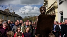 Thomas MacDonagh unveiled in Cloughjordan
