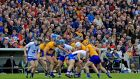 League finalists Clare and Waterford are both coming teams. Their underage success in recent years denotes as much. Photograph: Donall Farmer/Inpho