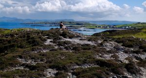 "Inishbofin Island, Co Galway, which is famed for its ""pirate presence"" of Grace O'Malley . Photograph: Frank Miiller/The Irish Times"