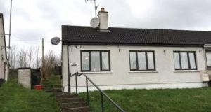 Michael Lavell Estate Agents is seeking €75,000 for this three-bedroom bungalow at 432 Aishling Park in Coxes Demesne, Dundalk, Co Louth