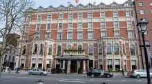 Christie's International Real Estate held their annual conference this week at the newly renovated Shelbourne Hotel, Dublin. Photograph: Eric Luke / The Irish Times