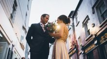 Our Wedding Story: The perfect street ceremony