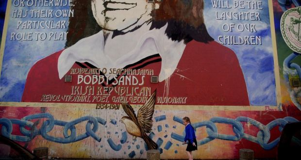The men of art have lost their heart poetry and the hunger strikes a mural of bobby sands on the sinn fin headquarters in west belfast the political fandeluxe Choice Image