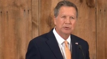 Republican Kasich suspends his presidential bid