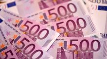 The ECB has been looking to get rid of the €500 note due to concerns that it is used by criminals and militants to finance their activities. Photograph: AFP