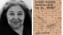 The Chilean Bobby Sands: a protest poem by Carmen Berenguer