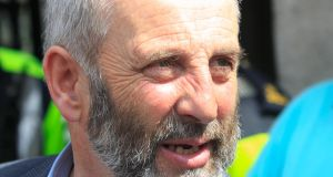 Independent Kerry TD Danny Healy Rae    who has claimed that climate change does not exist.