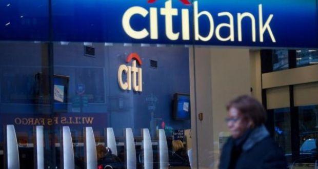 Citibank Europe profits and revenues slide