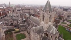 Christchurch Cathedral like you've never seen it before