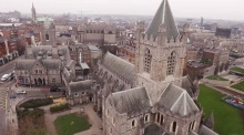 Christ Church Cathedral like you've never seen it before