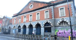 Iveagh Markets in the Liberties area of Dublin. Photograph: Bryan O'Brien / The Irish Times
