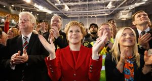 SNP, Labour and Tories all made to suffer in UK elections