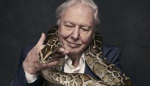 David Attenborough has seen far more than perhaps anyone else alive, and is still eager to see more. Therein lies his genius. Photograph: Sarah Dunn/ BBC