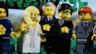 Workplace love story recounted in LEGO time-lapse movie