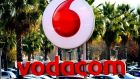 Vodacom sign in South Africa