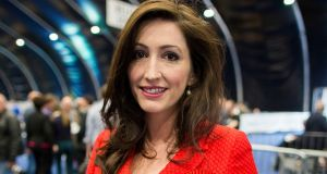 DUP MLA Emma Little-Pengelly at the Titanic Exhibition Centre in Belfast. Photograph: Liam McBurney/PA