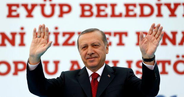 Recep Tayyip Erdogan rebuffs EU on terrorism law