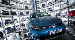 "Europe's most aggressive activist investor has called for a radical overhaul of executive pay at Volkswagen, arguing ""corporate excess on an epic scale"" encouraged risk taking that contributed to the diesel emissions scandal."