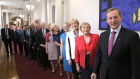 The breakdown of Enda Kenny's new Cabinet
