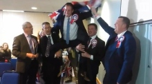 UUP move into the ascendancy in Largan Valley