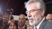 Gerry Adams on 'mighty' Assembly elections
