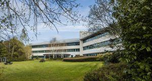 Microsoft Building  South County Business Park Leopardstown Dublin