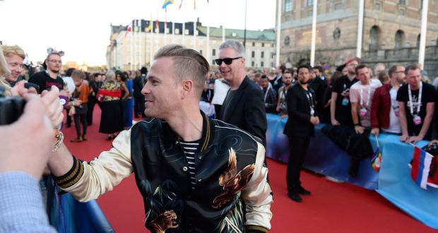 9d5c2683 Former Westlifer Nicky Byrne meets fans while on the red carpet ahead of  the official opening