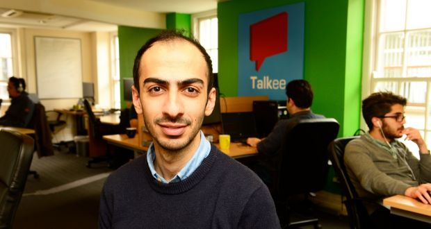 New to the Parish: From sanctions in Iran to a start-up in Ireland