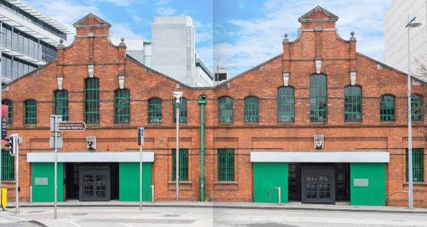 The Victorian warehouse on Sir John Rogerson's Quay in Dublin handled all  European fan mail for