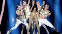 Eurovision highlights: From Dutch country and western to Russian disco